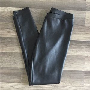 Pants - NWOT Lauren Conrad Faux Leather Leggings